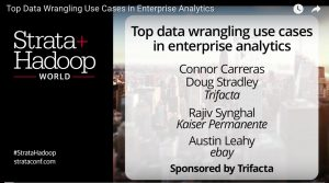 top data wrangling use cases in enterprise analytics trifacta. Black Bedroom Furniture Sets. Home Design Ideas